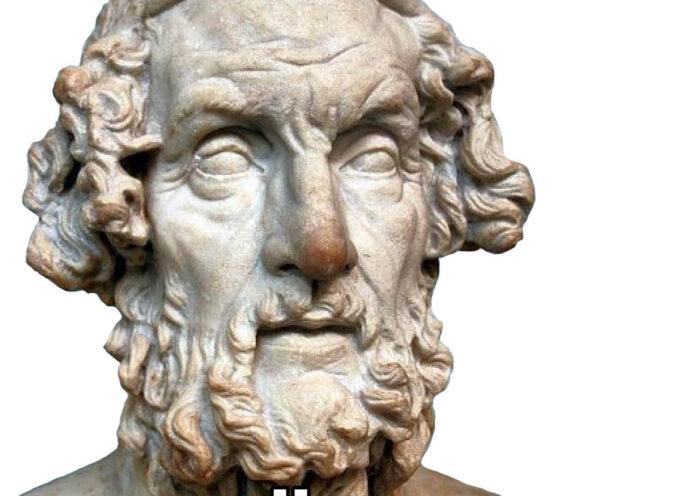 Homer – twórca eposu