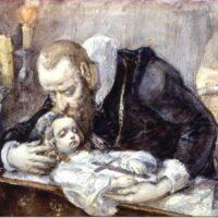 Dramat ojca, chrześcijanina i filozofa w Trenach Kochanowskiego