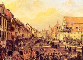 Portret Polaków i obyczajów polskich zawarty wliteraturze oświecenia