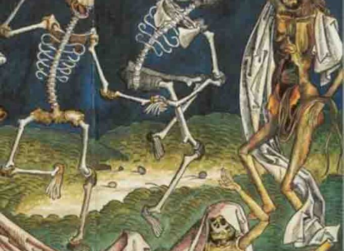 Obraz śmierci wliteraturze isztuce epoki średniowiecza