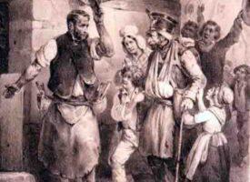 Topos wędrowca, tułacza, pielgrzyma w literaturze polskiego romantyzmu
