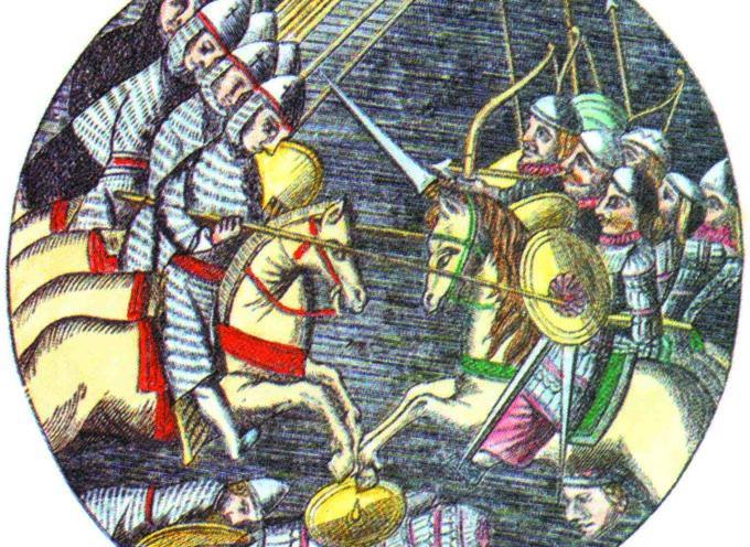 Średniowieczne tematy, postacie i gatunki literackie