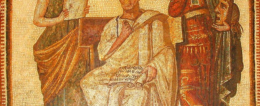 Grecja i Rzym ojczyzną literatury