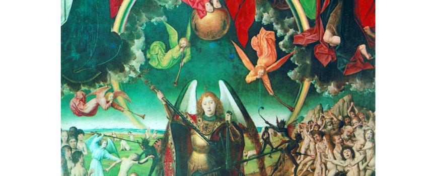 Wizja końca świata w Biblii i innych tekstach kultury.
