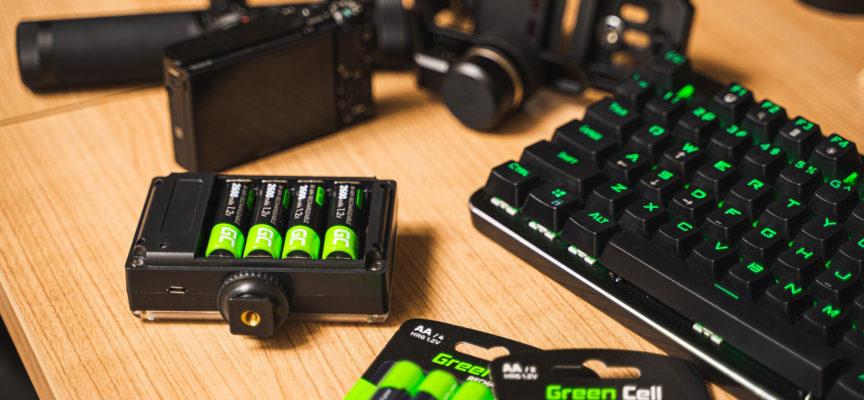 Jakie baterie paluszki można ładować?
