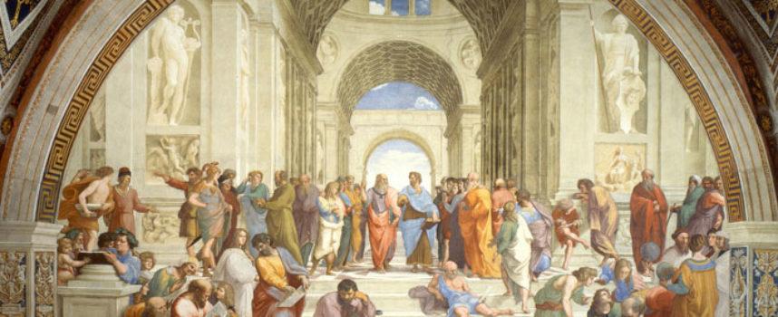 Filozofia antyczna. Co sobie myśleli filozofowie starożytni ożyciu io… nas?
