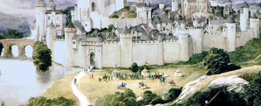 Średniowieczne miejsca