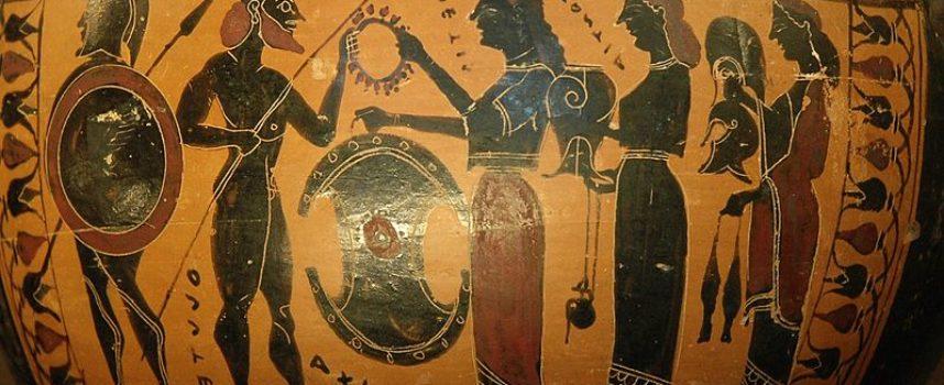 Praca klasowa ze starożytności