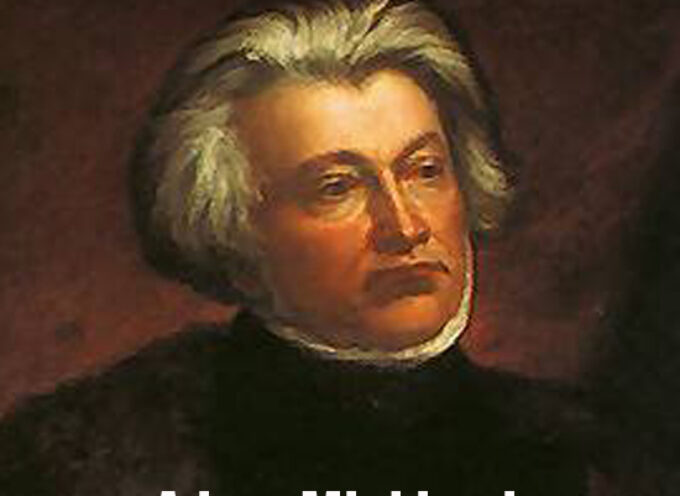 Adam Mickiewicz, DZIADY część III