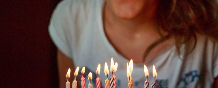Happy birthday to… me
