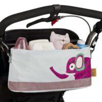 Jak zadbać o komfort dziecka na spacerze – czyli niezbędnik wózka dziecięcego